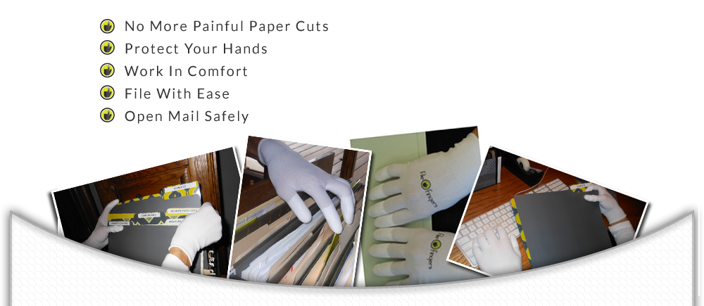 No More Painful Paper Cuts, Protect Your Hands