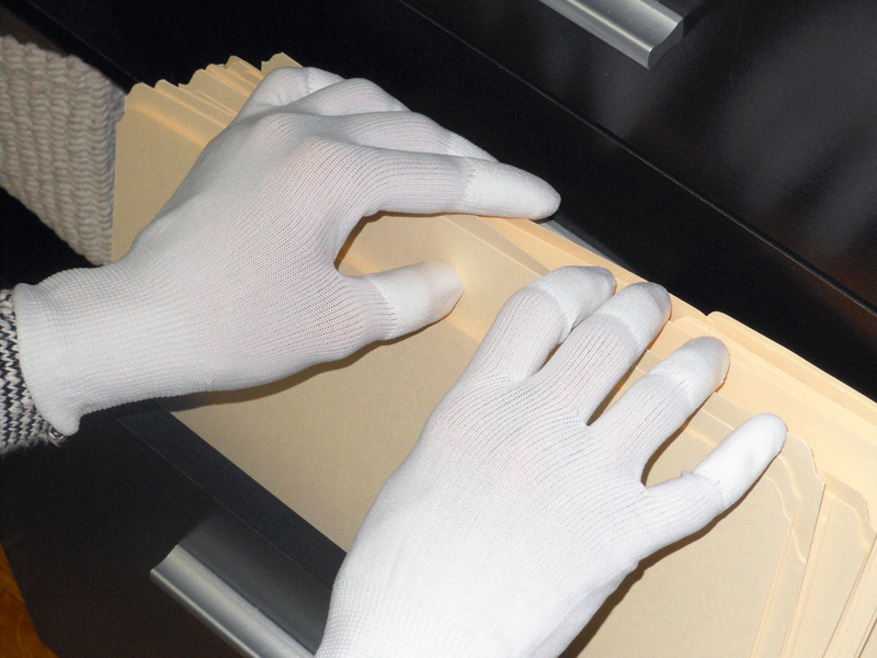 FileFingers Gloves - Office Supplies